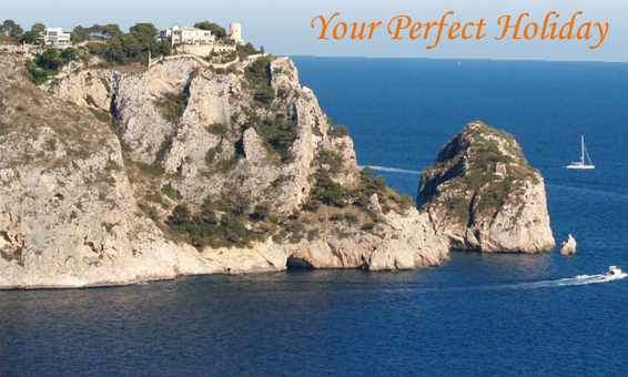 For your perfect holiday in Javea, Alicante, Spain