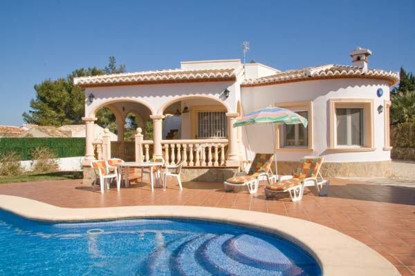 Late Booking Holiday Rental Villas Javea, Costa Blanca. Last Minute Villa  Holidays. Villa Available Now!!!