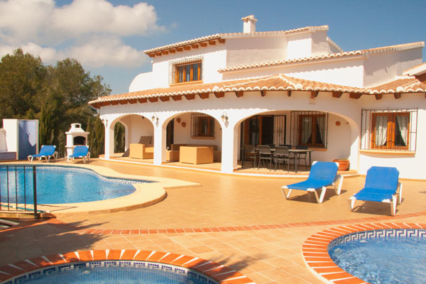 Our 5 bedroom villa, Villa Maura