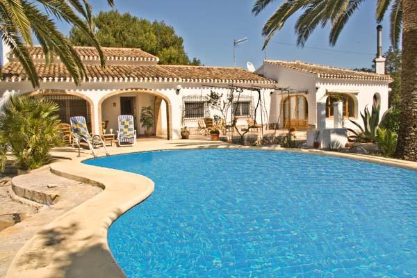 Our 3 bedroom villa, Villa Tranquila