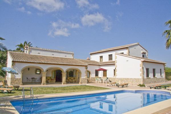 Our 4 bedroom villa, Villa Lluca
