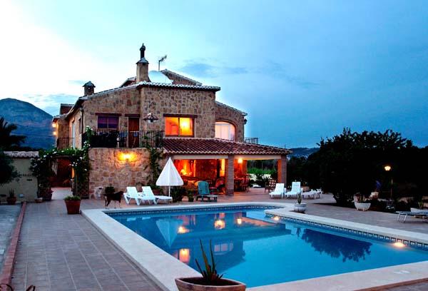 Our 6 bedroom villa, Villa Alicia