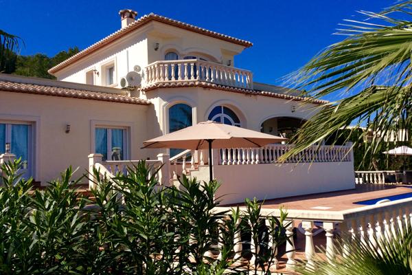 Our 4 bedroom villa, Villa Lilavadee