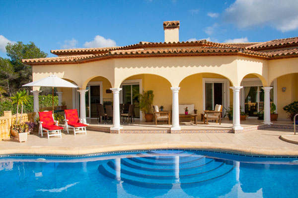 Our 3 bedroom villa, Villa Clara