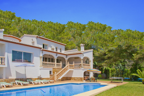 5 bedroom villas luxury villas spain star villas javea for 5 star villas